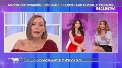 Karina Cascella, Raffaello Tonon, Maria Monsé e Carmen Di Pietro: il catfight