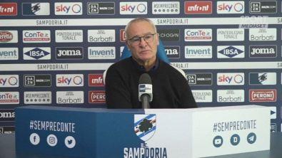 """Ranieri: """"Giocherà chi ha avuto meno spazio"""""""