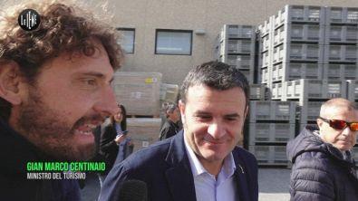 """Concessioni balneari a prezzi stracciati, il Ministro Centinaio: """"non vedo lo scandalo"""""""