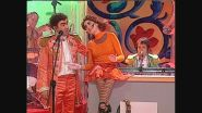 "Elio, Rocco Tanica e Paola Cortellesi cantano ""Cara ti amo"""