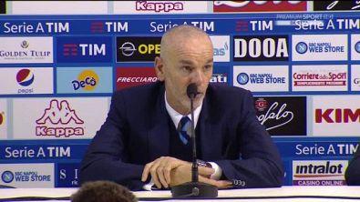 Napoli-Inter: Pioli in cnf stampa