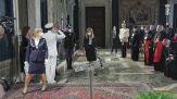 """Mattarella: """"Dopo pandemia ricostruire societa' coese e solidali"""""""