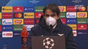 "Inzaghi: ""Nella ripresa superiori al Dortmund"""