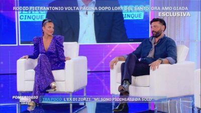 Rocco Pietrantonio: ''Giada è molto dolce e riesce a sopportarmi...''