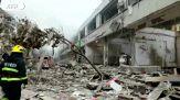 Cina, esplosione provocata da una fuga di gas: almeno 12 morti