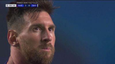 Il Bayern Monaco umilia Barcellona