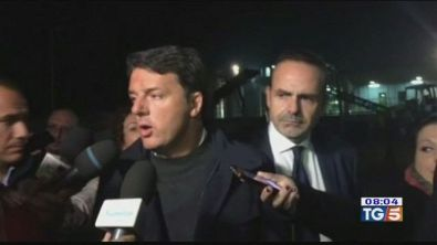 """Renzi: """"Senza di noi non hanno i numeri"""""""
