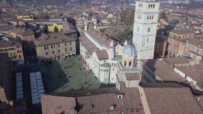 Modena: una città ricca di storia