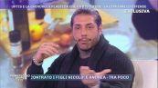 Francesco Chiofalo: ''Devo togliere i tatuaggi...''