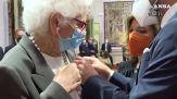 A Liliana Segre l'onorificenza dell'Ordine al Merito della Germania: 'Ho milioni di domande senza risposta'