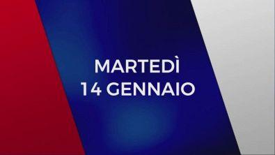 Stasera in Tv sulle reti Mediaset, 14 gennaio