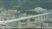 L'Italia riparte dal ponte S. Giorgio
