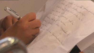 La lunga e combattuta lettera di Francesca