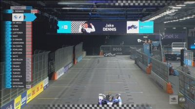 E-Prix Londra: trionfo Dennis con BMW