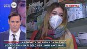 Lockdown e vaccini, la proposta che arriva da Bolzano