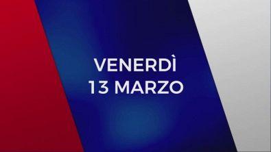 Stasera in Tv sulle reti Mediaset, 13 marzo