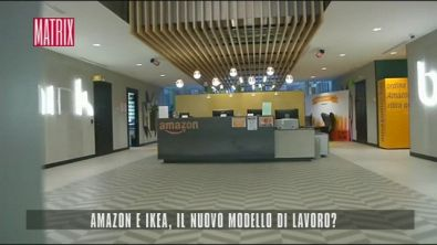 Amazon e Ikea, il nuovo modello di lavoro?
