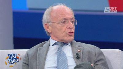 """Pellegatti: """"Offerta del Milan per Ibra giudicata congrua"""""""