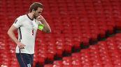 EURO2020 - Kane, Sterling e tutti i giocatori dell'Inghilterra