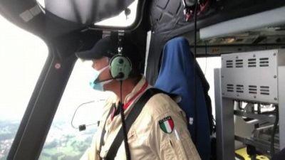 In volo sull'elicottero Aw169, ultimo nato dell'italiana Leonardo