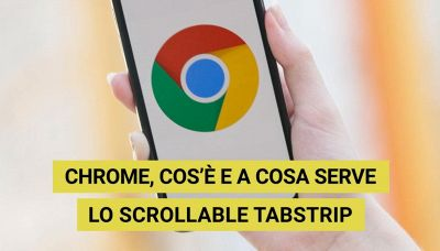 Chrome ha una funzione segreta: scrollable tabstrips
