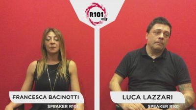 Intervista doppia Bacinotti - Lazzari