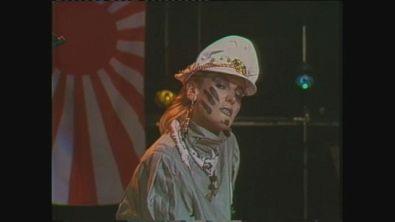 """Donatella Rettore canta """"Kamikaze Rock'n'Roll Suicide"""" a Superclassifica Show 1982"""