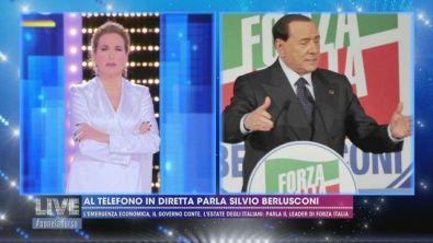 """Silvio Berlusconi: """"Il centro destra vince solo se unito"""""""