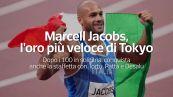 Marcell Jacobs, l'oro piu' veloce di Tokyo