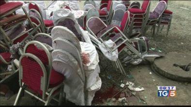 Strage a Kabul, oltre 60 morti