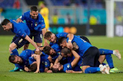 Euro 2020 Italia-Svizzera 3-0
