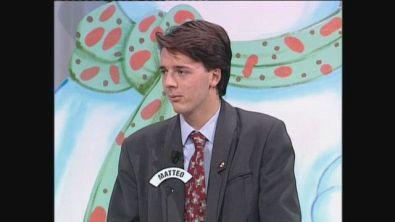 Matteo Renzi è concorrente de La ruota della fortuna