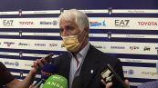 "Europei, Malago': ""Partite a Londra a rischio? Uefa valutera' tutto"""