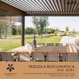 Marocchi Natural Living pergola bioclimatica