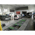 AUTOCARROZZERIA SCHENA E MARRAFFA interno officina