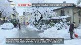 La nevicata record a Sestola
