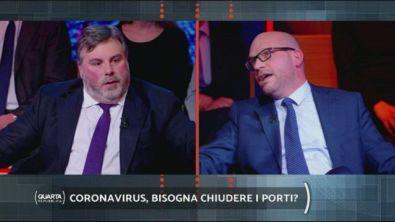 Lo scontro tra Nobili e Fontana