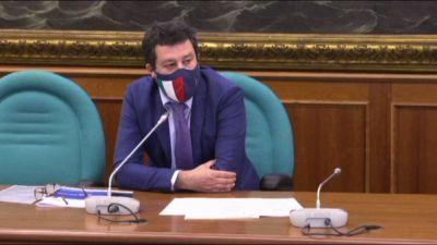 Salvini: boom adesioni, grande voglia di Lega soprattutto al Sud