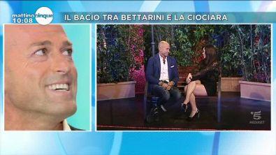 Stefano Bettarini e la Ciociara