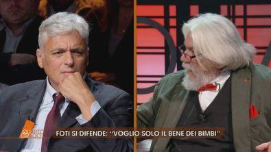 Alessandro Meluzzi si scalda