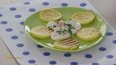 Baccalà mantecato con la polenta