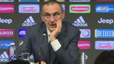 """Sarri: """"La Juve mi ha voluto fortemente"""""""