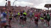 Dall'alba sui sanpietrini: Roma ritrova la sua maratona