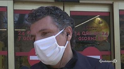 Distanze di sicurezza e mascherine