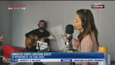 Annalisa canta Loredana Bertè