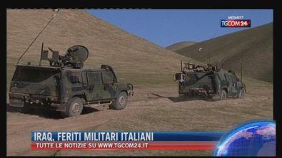 """Breaking News delle ore 21.30: """"Iraq, feriti militari italiani"""""""