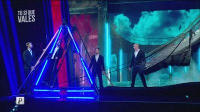 The Catwall Acrobats - Quarta puntata