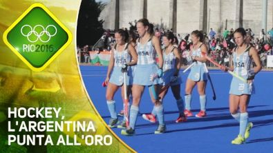 Rio 2016, le Leonesse dell'hockey puntano all'oro