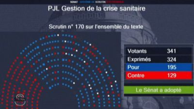 Francia, il Senato approva l'estensione del pass con modifiche