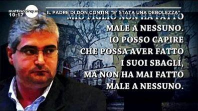 Padova, il padre di Don Contin